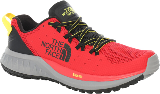 The North Face Ultra Endurance XF Sko Herrer, tnf blacktnf red